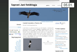 Régi blogom (My former blog)